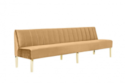 Kincaid Sofa - 8ft Length - Champagne