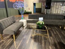 Kincaid Sofa - 8ft Length - Graphite