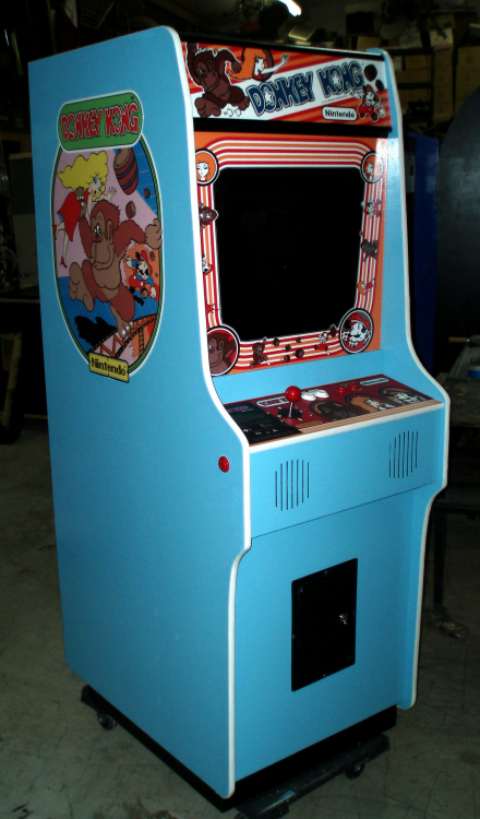 Donkey Kong Arcade Game Rental In Phoenix Arizona