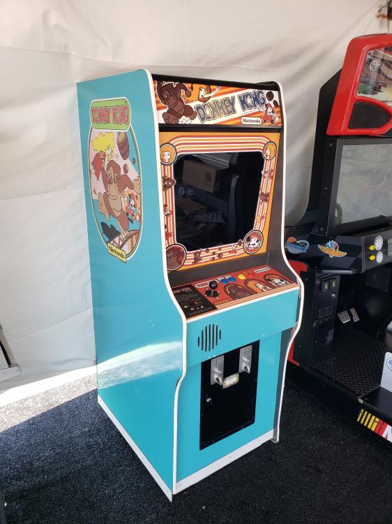 Donkey Kong - Stand up arcade