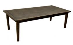 Farm Table - Antique Brown