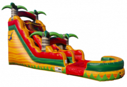 20' Fiesta Breeze Water Slide