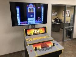 Giant Tetris Arcade