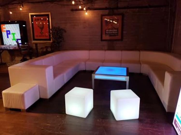 Nova Glowing Coffee Table