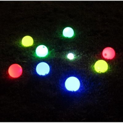 Glowing Bocce Ball