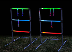 Glowing Ladder Ball