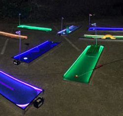 LED Light Kit for 9 hole course