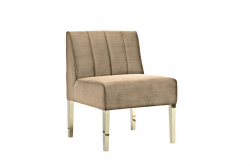 Kincaid Chair - 2ft Length - Champagne