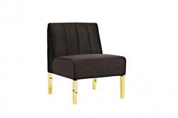 Kincaid Chair - 2ft Length - Graphite