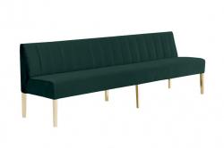 Kincaid Sofa - 8ft Length - Emerald