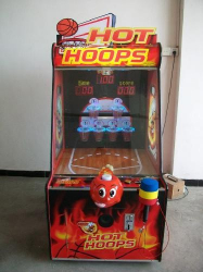 Hot Hoops Arcade Game