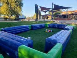 Kick Shot Giant Pool Table