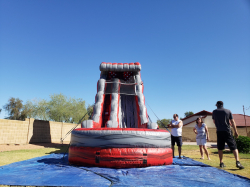 22ft Magma Water Slide