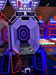 Hyperpitch Baseball Arcade