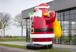 Giant Inflatable Santa