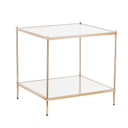 Side Table - Knox Gold