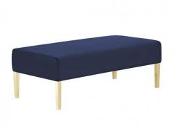 Kincaid Ottoman - 4ft Length - Sapphire
