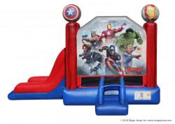 Marvel Avengers Bounce Combo
