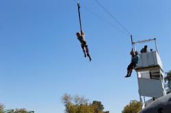 Flywire Zipline