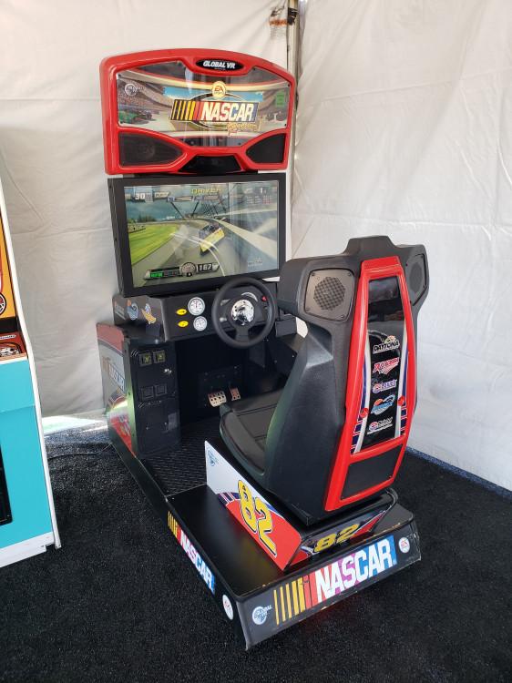Nascar Racing Arcade