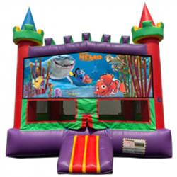 Finding Nemo Bounce House
