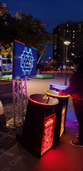 Pacman Battle Royale 4 Player Arcade Deluxe