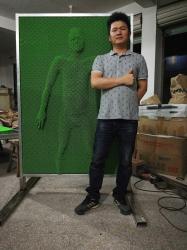 Giant Pin Art Board