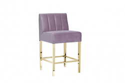 Kincaid Barstool - Dusty Rose