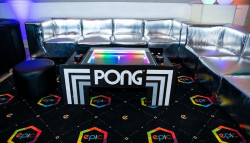 Pong Coffee Table Arcade Game