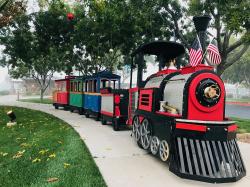 Premium Trackless Train