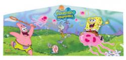 Spongebob Panel Bounce House