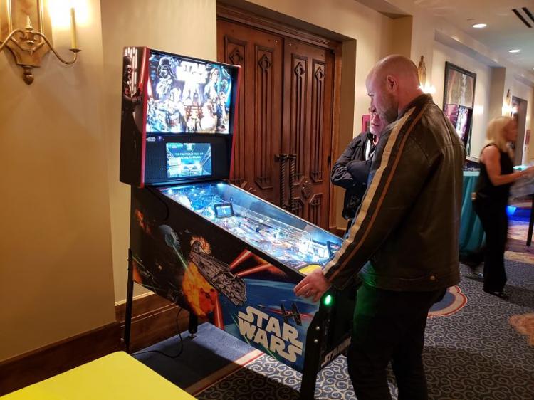 Pinball Machine - Star Wars