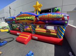 Fun Fair Park Toddler Inflatable