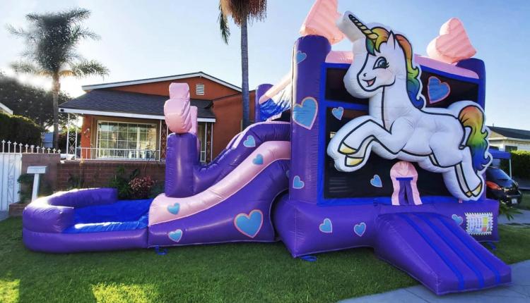 Unicorn Combo with Side Slide