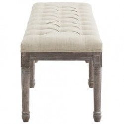 Bench - French Vintage - Gray
