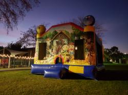 Funny Farm Bounce House