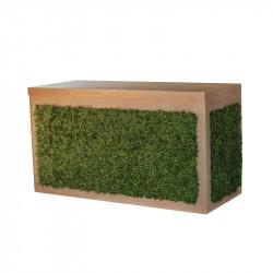 Bar - Brooks 6ft Wood - Grash Wash - Green Front