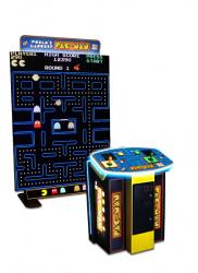 Worlds Largest Pacman Arcade