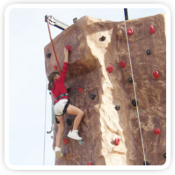4 Person Mobile Rock Wall