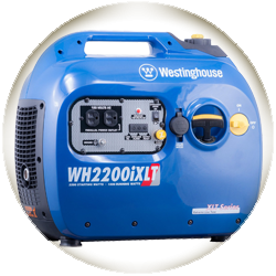 1800 Watt Super Quiet Generator