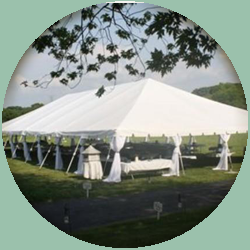 40'x100' Frame Tent
