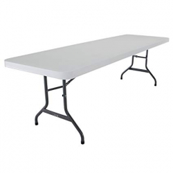 Rectangular Folding Table - 8'