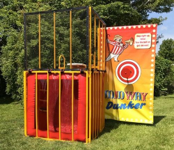 450 Gallon Dunk Tank
