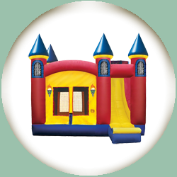 4 in 1 Excalibur Castle Combo