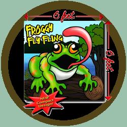 Froggy Fly Fling