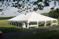 40' x 100' Frame Tent