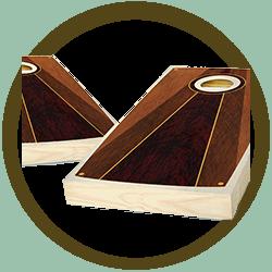 Retro Cornhole Boards