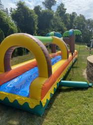 Tropical Adventure Slip and Slide