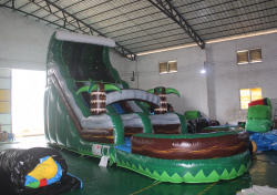 18FT Tropical Adventure Slide (DRY)