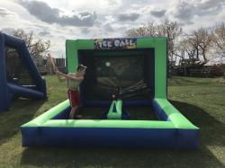 Inflatable Tee Ball Game